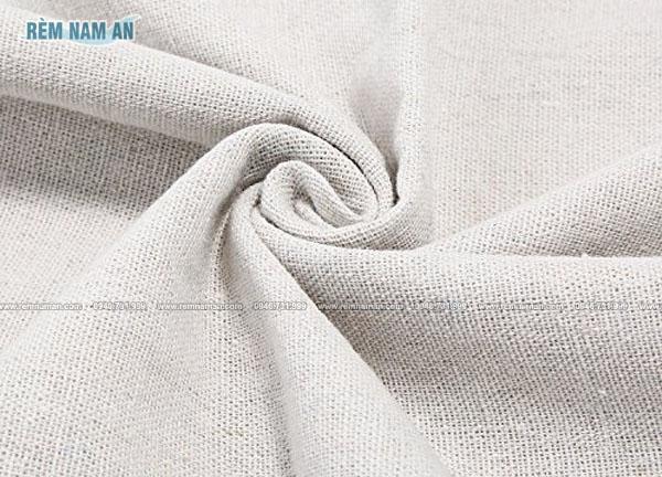 Chất liệu vải lanh làm rèm