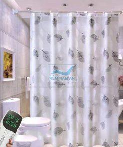 Rèm vải ngăn phòng tắm chống nước