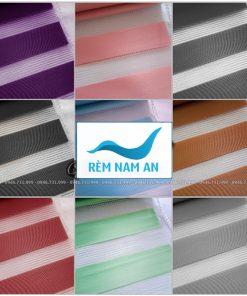 chọn rèm cầu vồng các màu sắc