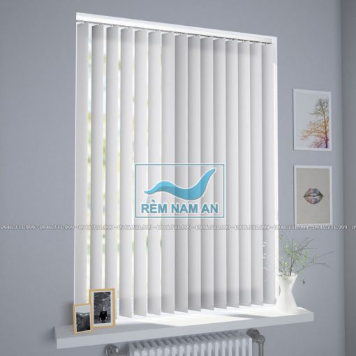 Rèm lá dọc đẹp cho cửa sổ