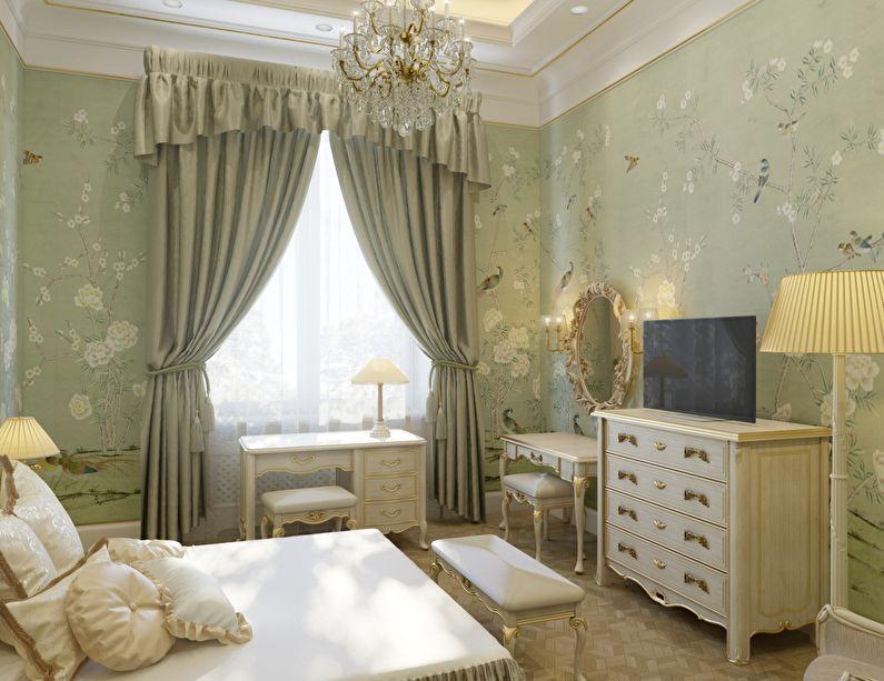 Rèm phòng trẻ em phong cách tân cổ điển